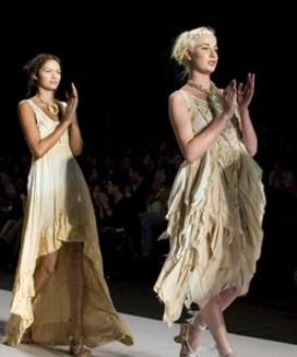 Klänningar och andra bambukläder är mycket trivsamma att bära