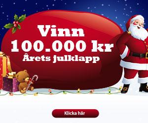 Vad sägs om 100 000 kr i julklapp?