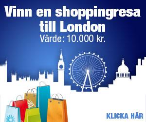 Shoppingresa till London