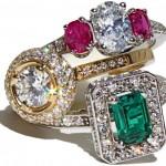 smycken i present